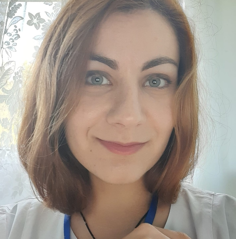 Ірина Остроушко